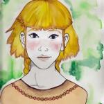 Ilustración de Karaudia por Melanie Arias
